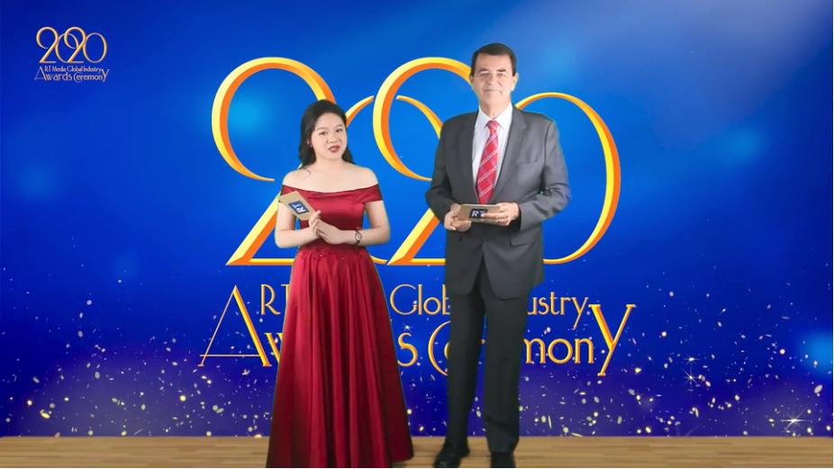 Annual RT Global Imaging awards Cecile Zheng David Gibbons
