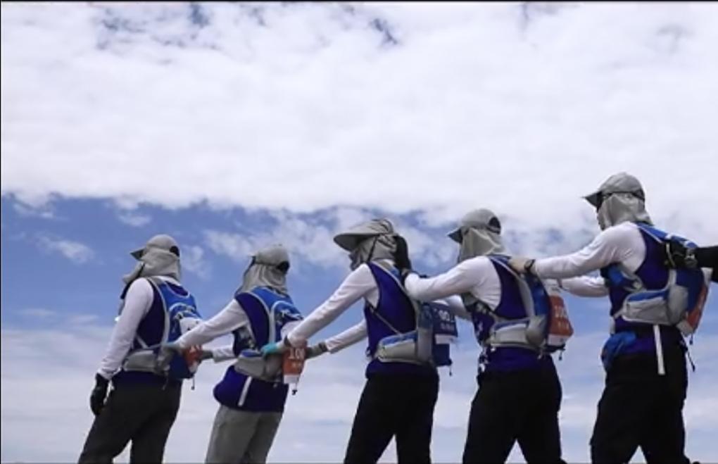 Dinglong Leaders Find Solidarity in Gobi Desert Challenge