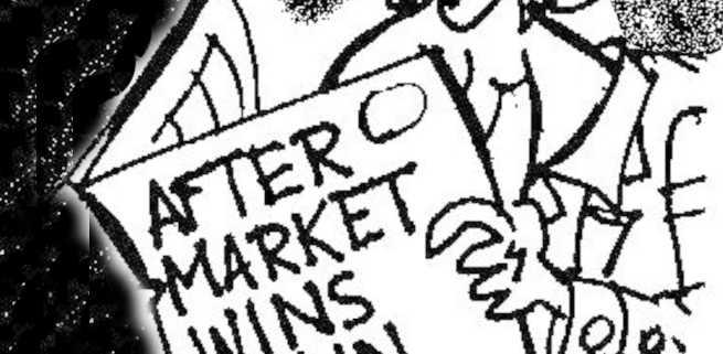 Aftermarket Wins Over OEMs Berto cartoon rtmworld