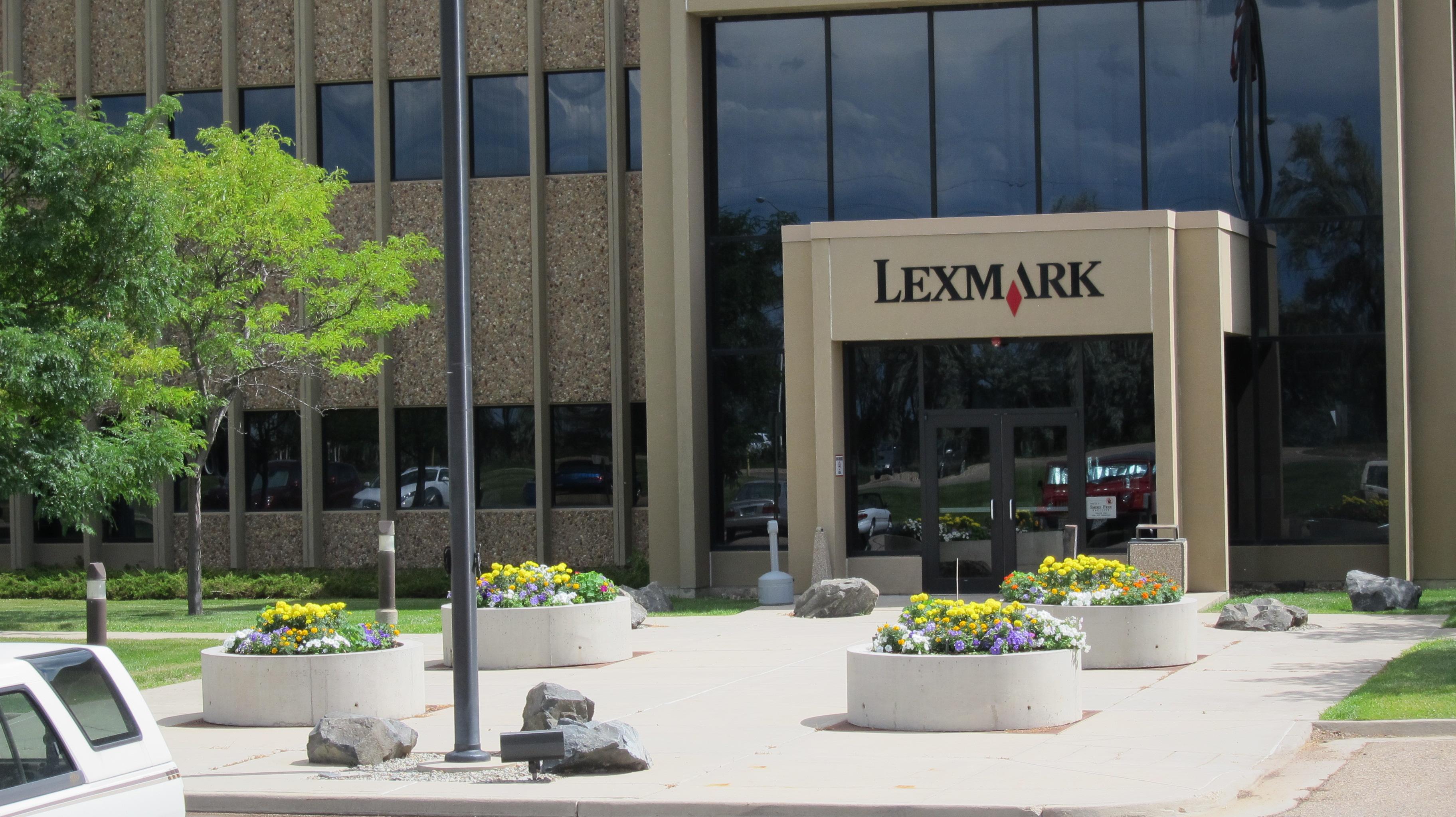 Lexmark,building rtmworld