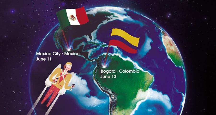rtmworld;mexico;colombia