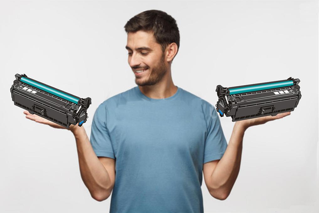 New-build Compatible or Remanufactured Printer Cartridges? rtmworld