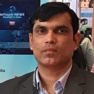 Nirmal Hota Indian Recharger Expo rtmworld partner
