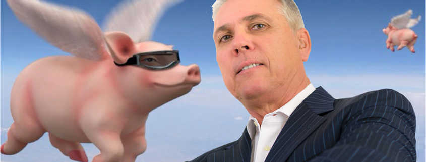 Pigs Can Fly If You Really Want to Believe It rtmworld