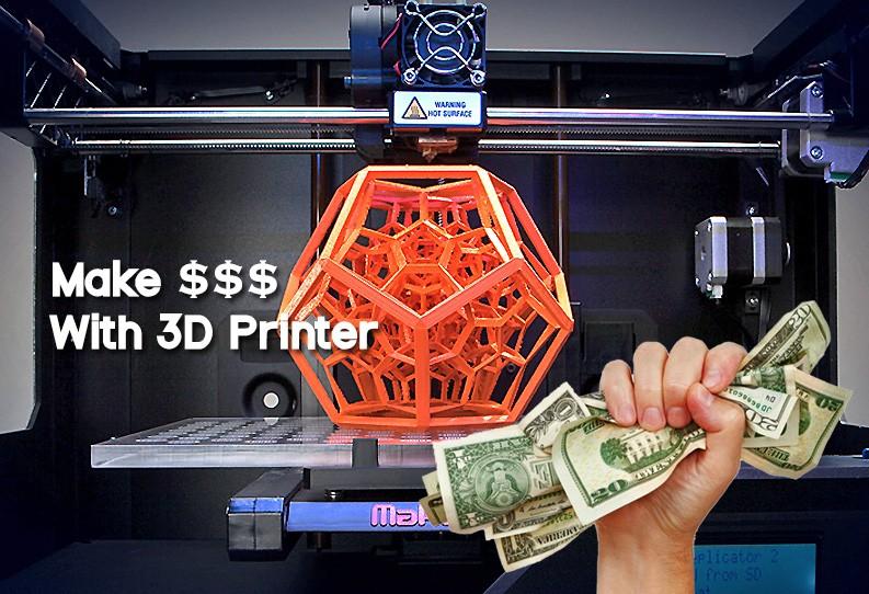 3D printing rtmworld Printer Opportunity