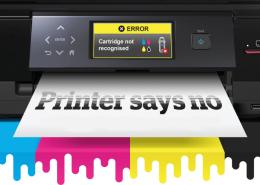 printer says no rtmworld