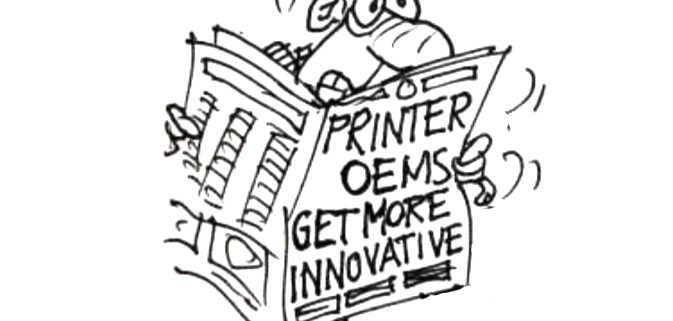 modern desktop printer innovations Berto Innovative Printers rtmworld