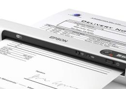 Epson Portable Scanner