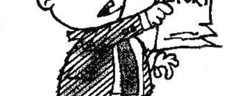 Poor Quality Printed Report Berto cartoon rtmworld