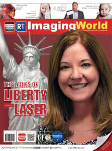 RT Imaging World magazine September 2019 rtmworld Liberty Laser
