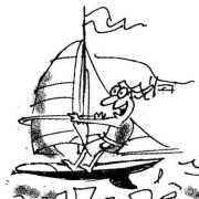 Keeping Business and Pleasure in Balance Berto rtmworld cartoon