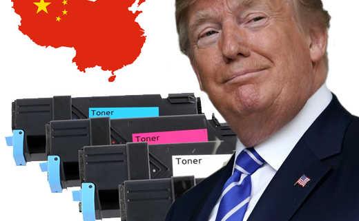 Trump Tariffs on Imaging Consumables rtmworld