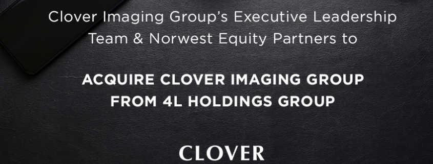 Clover Imaging Group recupera el control de la compañía rtmworld