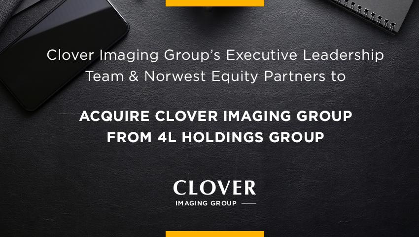 Clover Imaging Group Regain Company Control rtmworld