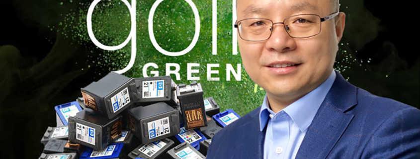 Ninestar G&G Recycles 100K Cartridges