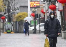 The Coronavirus Day 48 Update rtmworld empty street china