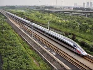 Coronavirus will make China Stronger fast train rtmworld