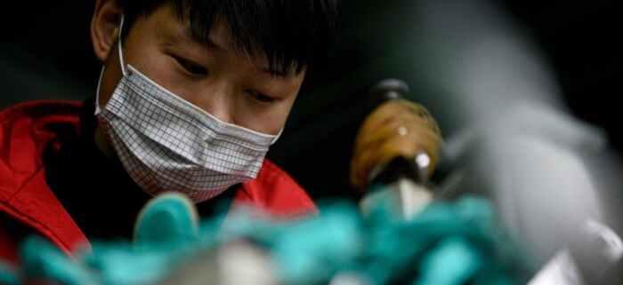 Coronavirus blamed for Chinese price rises rtmworld
