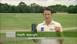 Famous Sports Star Reuse Recycle rtmworld Mark Waugh