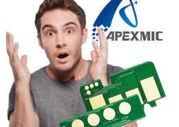 Apex First to Market Chip Surprise HP rtmworld