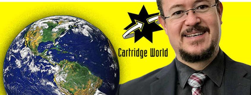 New Cartridge World Regional Manager rtmworld