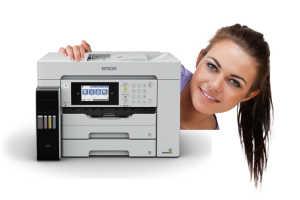 Epson A3 Supertank Printer Uses no Cartridges rtmworld