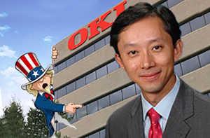 OKIs New CEO Hails from HP Philips Apple and IBM rtmworld Sergio Horikawa