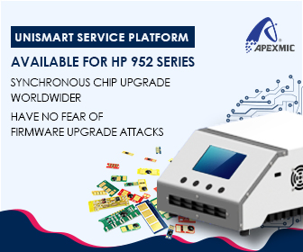 apex unismart chip firmware upgrade hp