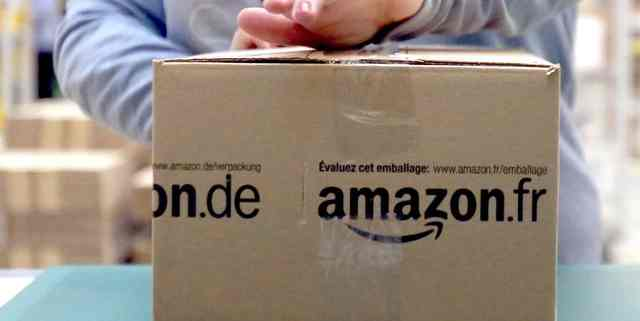 Amazon fight Counterfeits effort