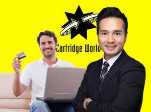 Cartridge World Launches Store-less Shopper Model rtmworld