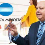 Konica Minolta Shuffles Top Management Positions