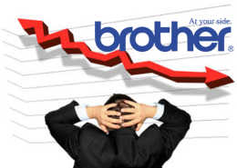 Brother Reports Decline in Q1