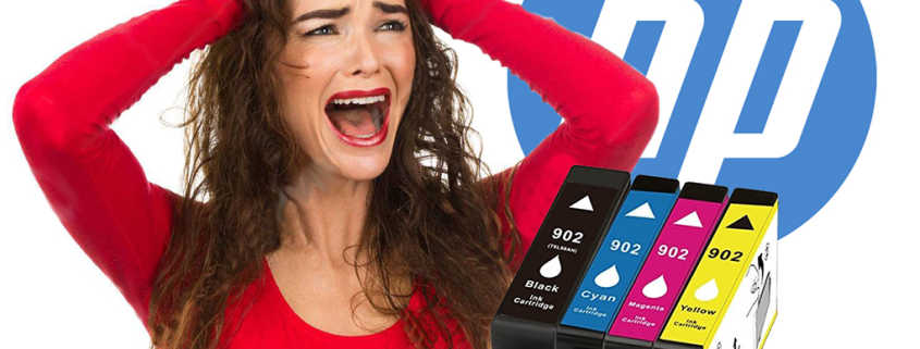 HP Warns Updates Will Impact Consumers and Aftermarket