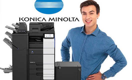 New Addition to Konica Minolta bizhub i-Series