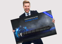 New remanufactured toner cartridge from Clover