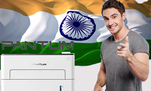Pantum Launches New Models in India