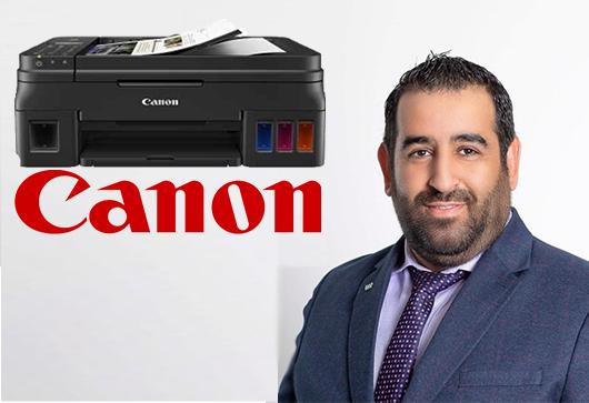 Canon Launches New MegaTank Printers