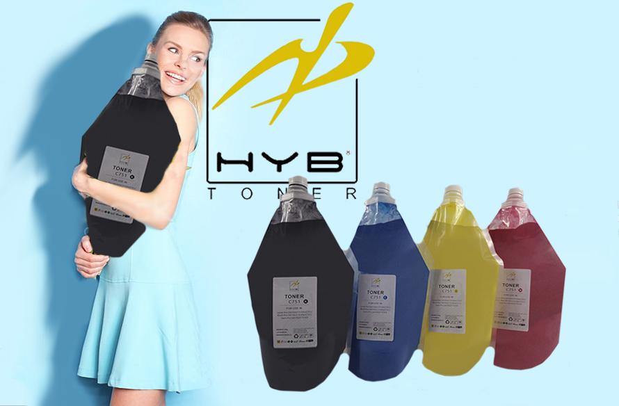 HYB Japanese Partner Formulates Toner for Use in Ricoh