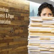 US Printing Paper Shipment Decreased in September