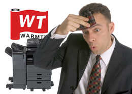Warmth Solves Color Problems to Match Toshiba OEM Quality
