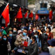 China Hits the Spotlight Again
