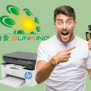 Sunking Innovatively Wraps Up the HP Chip Problem