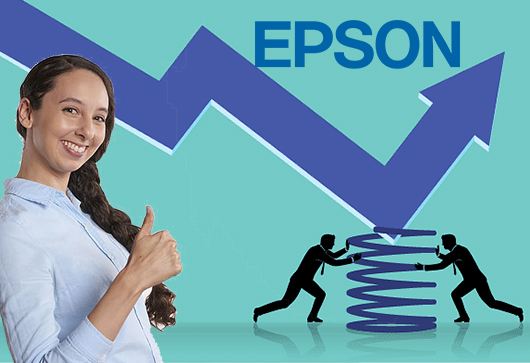 Epson Sales Rebounds Back in Q2