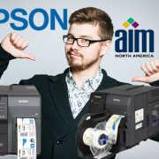 Epson Color Label Printer Recognized