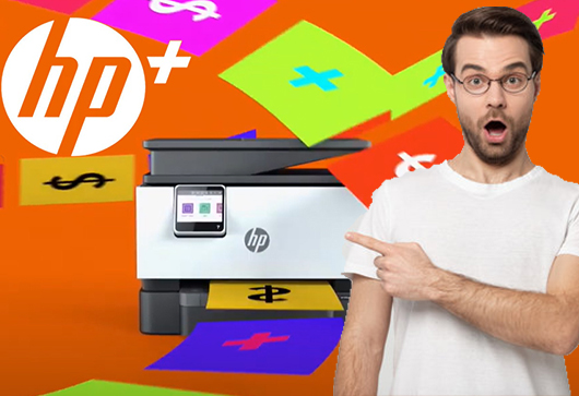 HP to Enhance Printing Experience with HP+