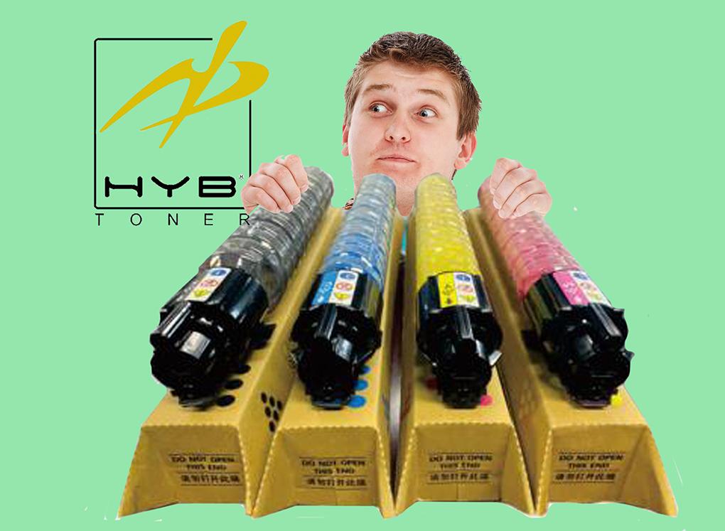HYB Launch Compatible Toner Cartridges for Ricoh