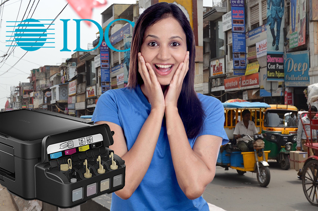 InkTank Printers Boom Despite Indian Market Decline