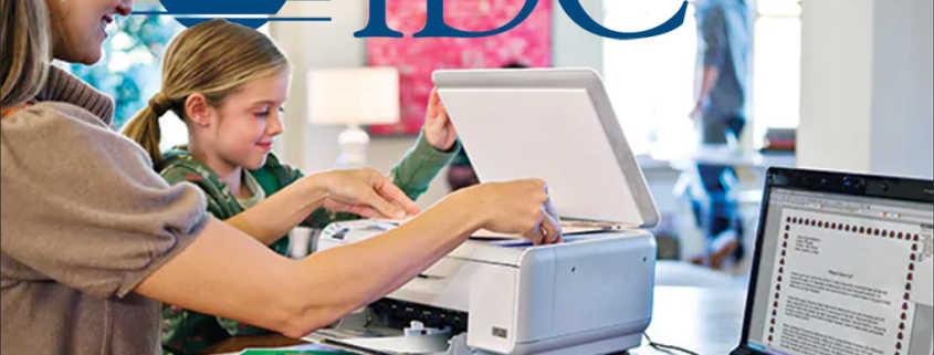 Hardcopy Printer Shipment Segment Grows 8.6%