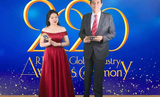 Annual Global Awards Held Virtually