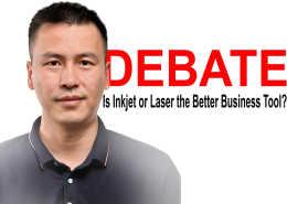Debate: Inkjet is a Better Business Tool